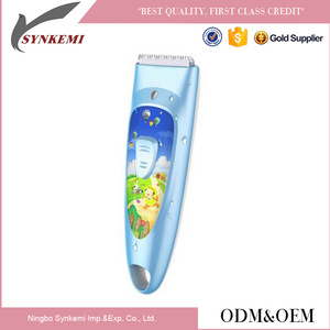 Professional children electric hair clipper trimmer for hair salon