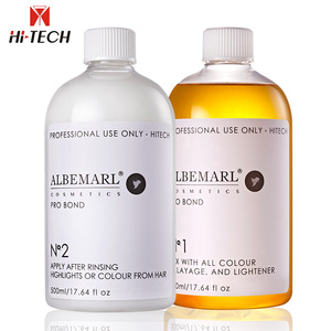 Pure Light hair highlight dye treatment Lighten hair dyeing
