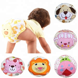 Reusable Baby Nappies Training Pants Newborn Cloth Diapers
