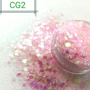 Top cosmetic grade body glitter chunky face glitter for women makeup
