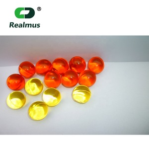 Whitening Skin Round Bath Oil Beads