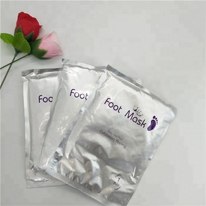 Wholesale OEM Olive Skin Care foot peeling and whitening foot mask