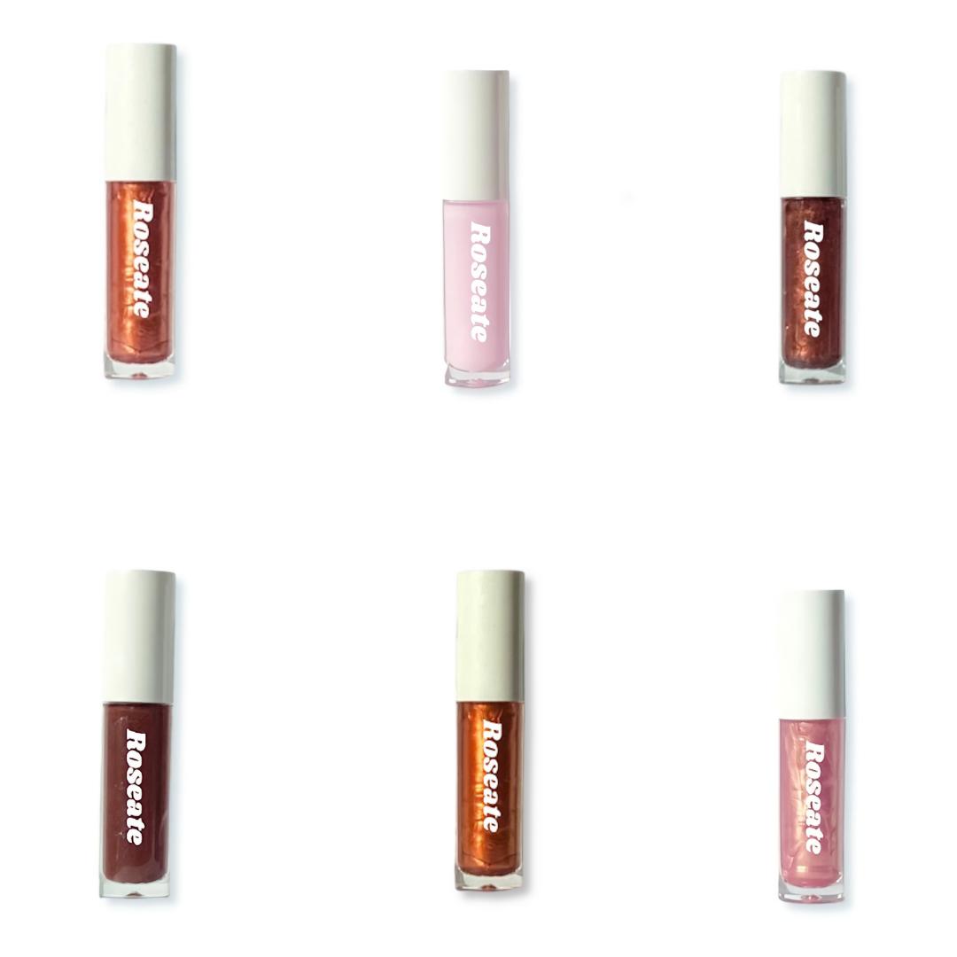Pigmented Lip Gloss - Vegan, Cruelty Free