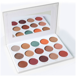 2019 Newest  hot sell beauty 35 color custom private label eyeshadow palette