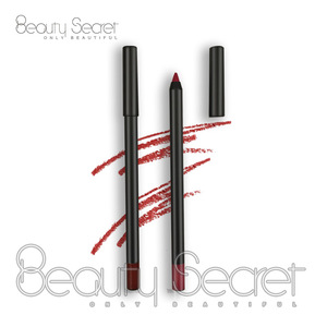 Beauty Secret No brand colorful  matte lipliner private label cosmetics lip liner