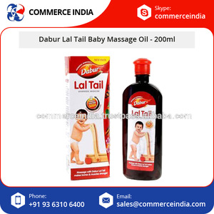 Dabur Lal Tail Baby Massage Oil 200ml Bottle Available for Bulk Sale