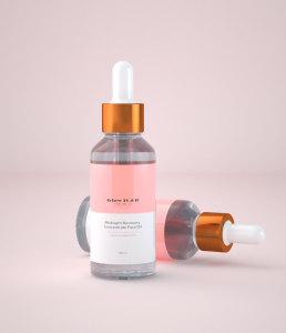 Factory Custom Logo Pineapple Facial Tea Tree Essential Oil Whitening Help Reduces Fine Lines