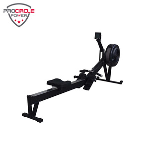 Fitness Magnetic Rowing Machine RM-001 with Magnetic Heavy Duty Flywheel