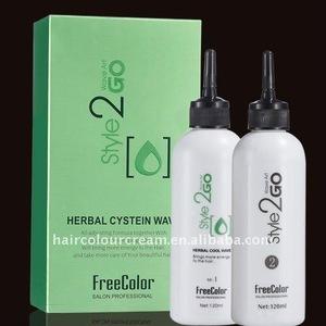 Herbal Cystein Hair Perming Lotion