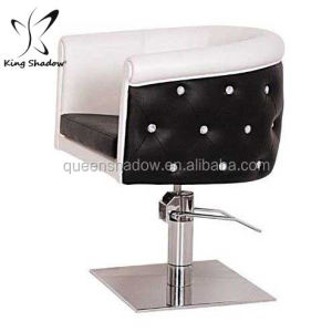 Kingshadow beauty salon furniture whole set used hair saloon equipments styling mirror station Barber chair
