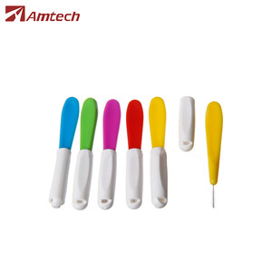 New Product Dental Disposable Interdental Brush Toothpick