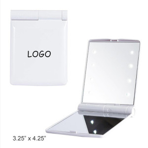 Pocket makeup mirror gift,compact mirror pocket,mini thin promotional custom compact Pocket Mirror