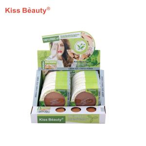 Private Label Wet Compact Powder Press Wholesales Makeup Foundation Face Powder