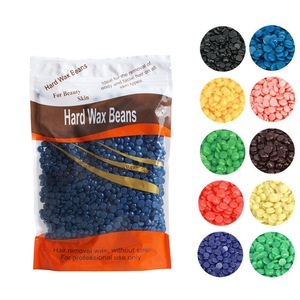 Solid Depilatory Wax Smooth Facial and Body Hair Removal Hard Wax Bean Beads