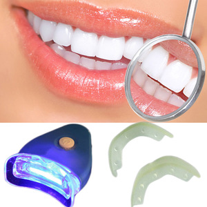 Teeth Whitening Type Home Use Blue Led Light Teeth Whitening Kit