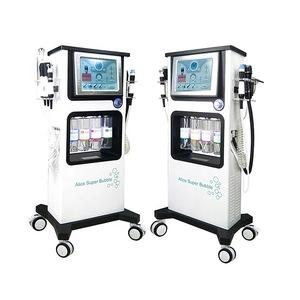 Unique design 7 in 1 Quadrupole RF Cold Hot Hammer multi-functional health beauty equipment