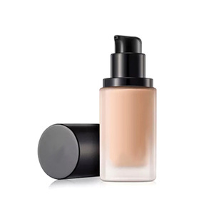 30ml Mineral Long Wear All Dya Face Liquid Foundation For Dry skin