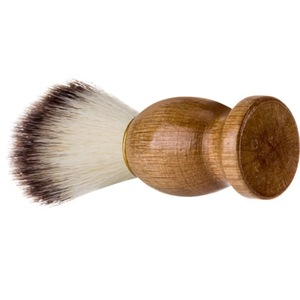 Beauty Tools Solid Wood Handle Soft Bristle Hair Men Beard Makeup Shaving Brush