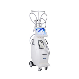 Fat Cavitation Machine RF Body Vacuum Slimming Equipment For Fat Woman