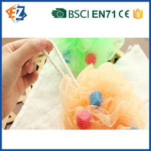 Hot Selling Portable and Cheap Bath Soap Ball