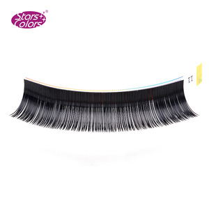 Iconsign super soft eyelash extensions silk lashes with OEM service