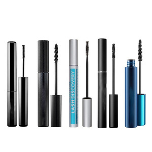 Private label 4d fiber  waterproof  mascara with mascara wands