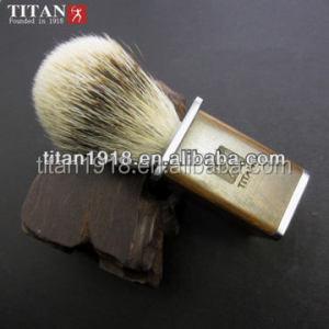 shaving brush badger hair wooden handle brush for shaving