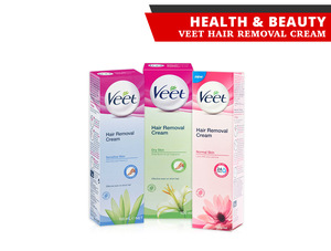 Veet Hair Removal Cream 100ML