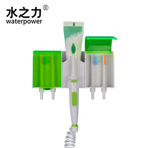 Water power toothbrush replacement changeable head