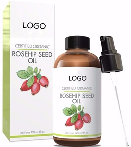 Wholesale 100% Pure and Unrefined Organic Rosehip Oil