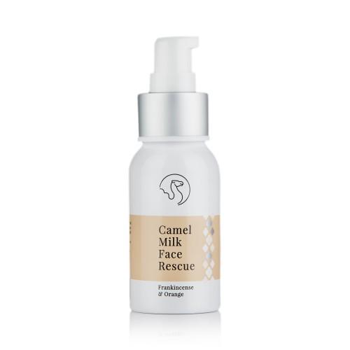 Camel milk face cream - Rescue collection