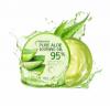 Korean cosmetics PURE ALOE SOOTHING GEL 95% OEM/ODM