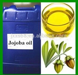 100% pure natural carrier oil organic golden jojoba oil