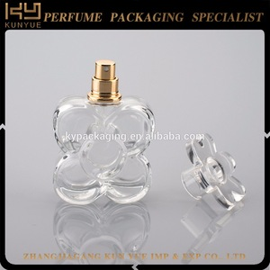 2017 trending products nice vintage perfume glass bottles