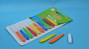 2018 high quality low price interdental brush from China factory