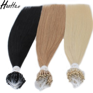 8inch - 30inch Micro Ring Hair Extensions For Blacks