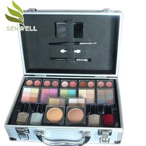 custom label women gift Makeup cosmetic case set manufacture
