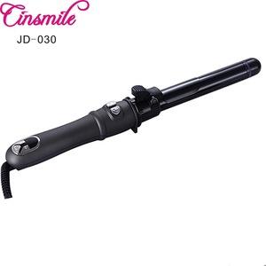 Digital hair curling iron hair perm machine with swivel power cord