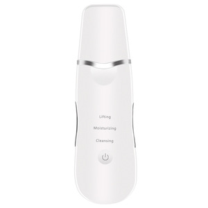 ems electroporation beauty device  the hot sale Ultrasonic skin scrubber portable skin scrubber