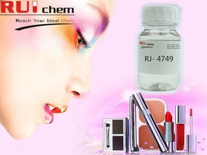 Equivalent to DC 749 RJ-4749 Silicone Resin Blend for skin body care tanning lotion oil hot oil color cosmetics sunscreen