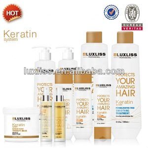 Heat protector natural hair oil professional hair care product
