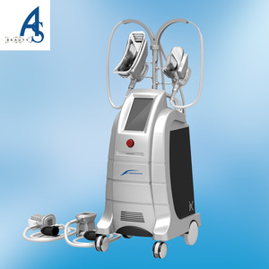 Medical salon use cool fat freezing cryo lipolysis cryogenic body slimming machine equipment