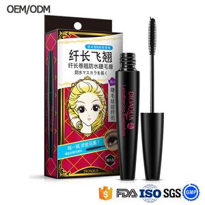 oem bioaqua manufacturer private label waterproof mascara for female