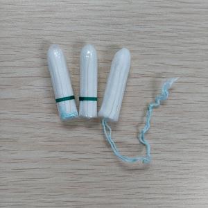 OEM Hygiene Sanitary Inventory Tampon Suppliers Tampon Digital Type