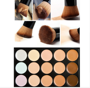 OEM New Makeup Concealer Set 15 Color Base Palettes Cosmetic Concealer Facial Face Cream Care Camouflage Contour Brush