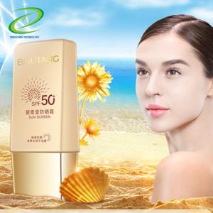 Prevent sunburn SPF 50 PA+++ sunscreen lotion Sunblock UVA UVB Protection