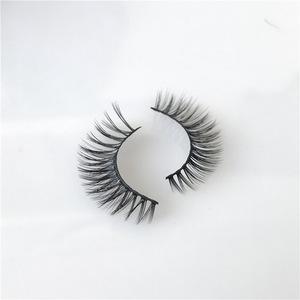 Strip Eyelashes Adhesive 3D Eyelash Korea Silk Fiber False