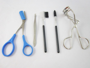 Wholesale Makeup Tools Sets 4pcs Eyelash Extension Kit