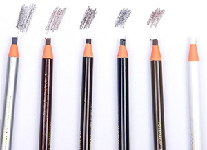 Wholesale Tear and Pull type Paper Roll Waterproof Eyebrow Pencil Eyebrow Design cosmetic makeup pencil