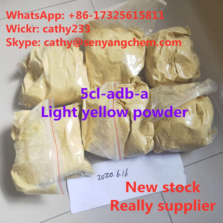 Fast and safe delivery 5cl-adb-a 5cladba CAS NO.137350-66-4 Skype:cathy@senyangchem.com